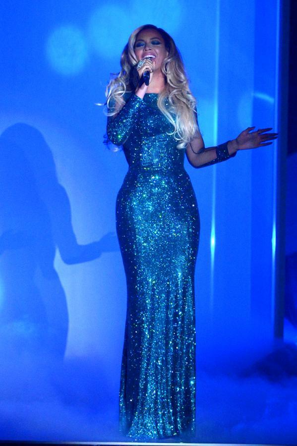 Beyoncé tym razem w roli gwiazdy show