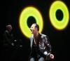 Depeche Mode podczas koncertu w Łodzi