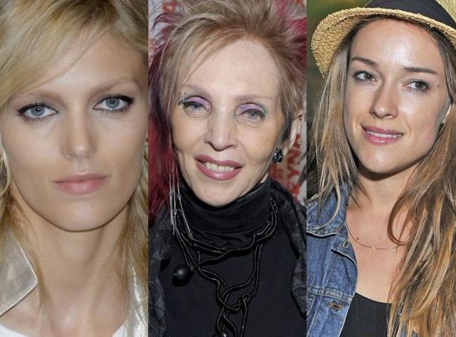 Anja Rubik, Krystyna Mazurówna, Alicja Bachleda - Curuś