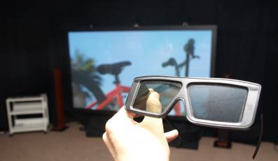 Trójwymiarowe kino domowe od Panasonica