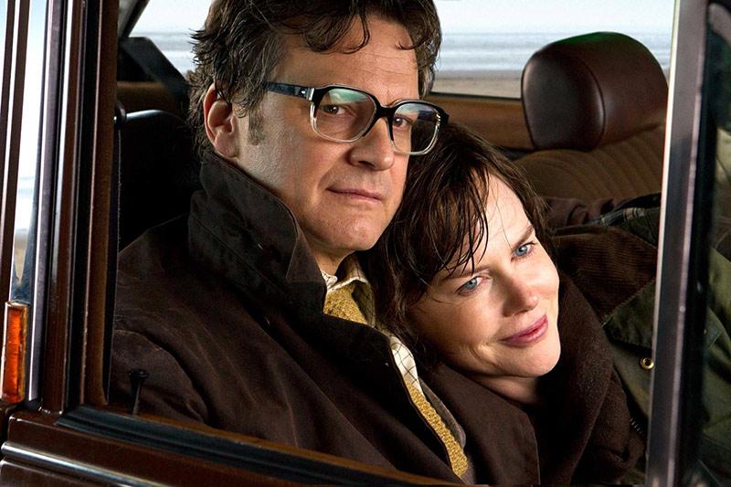 Colin Firth i Nicole Kidman szukają \
