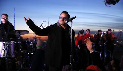 Nowa płyta U2 dopiero w 2015