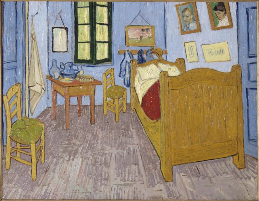 Pokój van Gogha w Arles I (1888)