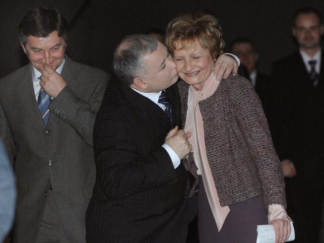 Minister finansów Zyta Gilowska cieszy się pełnym zaufaniem premiera, który wciąż nie ma żony. 18 marca