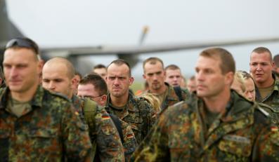 Niemieccy żołnierze