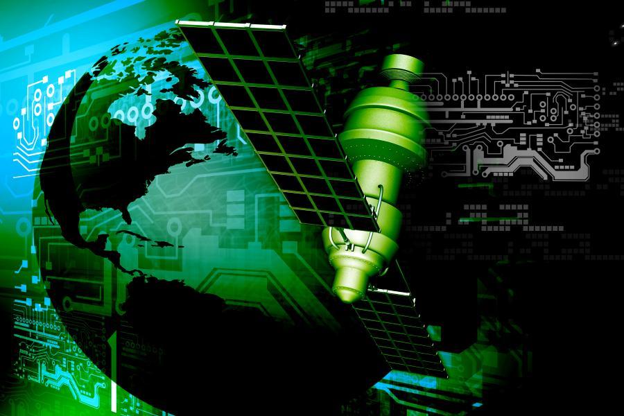 Satelita i system nawigacji