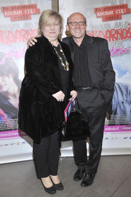 Beata i Artur Barcisiowiew 2012 r.