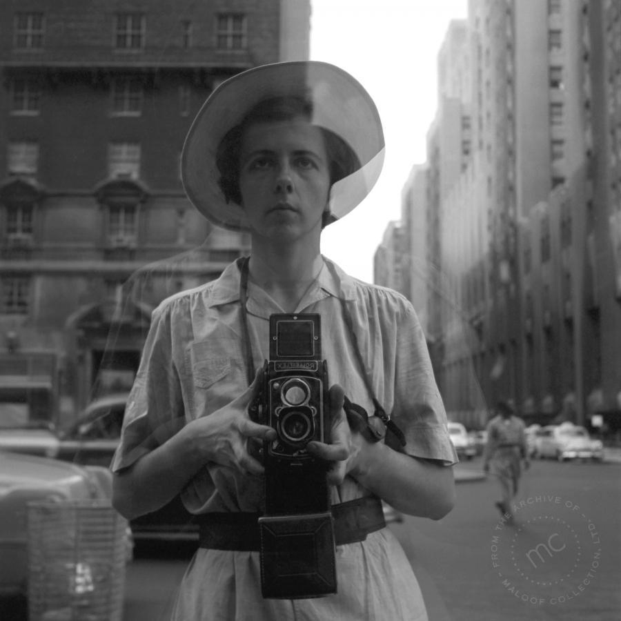 Vivian Maier –niania pełna tajemnic