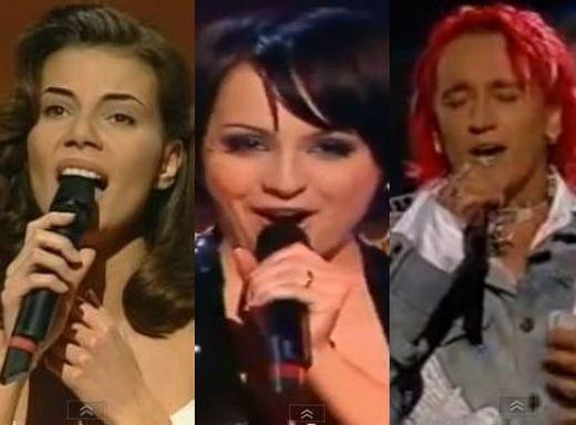 Polska na Eurowizji: Edyta Górniak, Blue Cafe, Ich Troje
