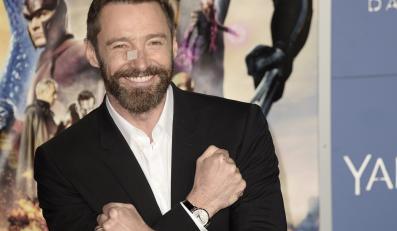 """Hugh Jackman na premierze """"X-Men: Przeszłość, która nadejdzie"""" w Nowym Jorku"""