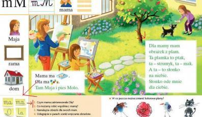 """""""Nasz Elementarz"""" - podręcznik dla klasy pierwszej szkoły podstawowej"""