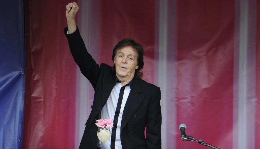 Paul McCartney odwołał koncerty w ramach promocji albumu \