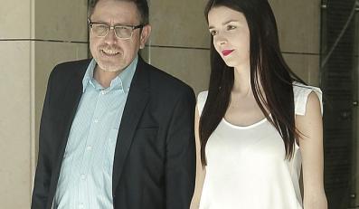 Andrzej Sołtysik i Patrycja Czop