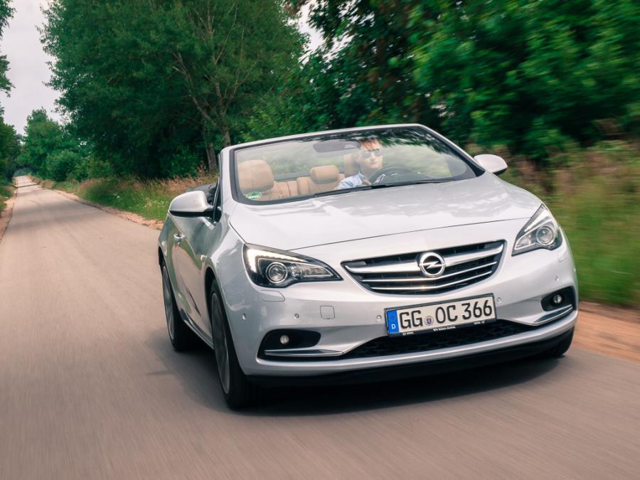 Opel cascada - - produkwana wyłącznie w Giwicach
