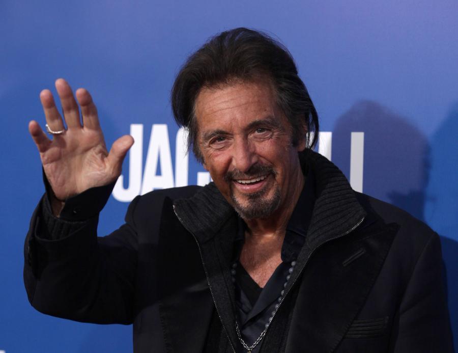 Al Pacino we wrześniu w Warszawie