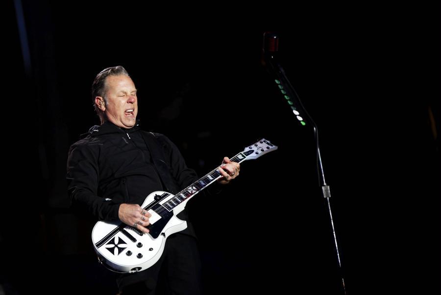 Metallica: Jesteśmy jedną z największych rockowych grup