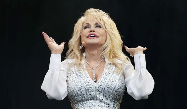 Legendarna Dolly gwiazdą najsłynniejszgo z rockowych festiwali świata