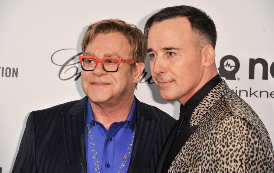 Elton John planuje ślub z Davidem Furnishem