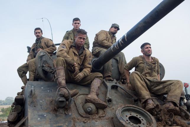 Amerykański czołg i załoga, która nie ma sobie równych
