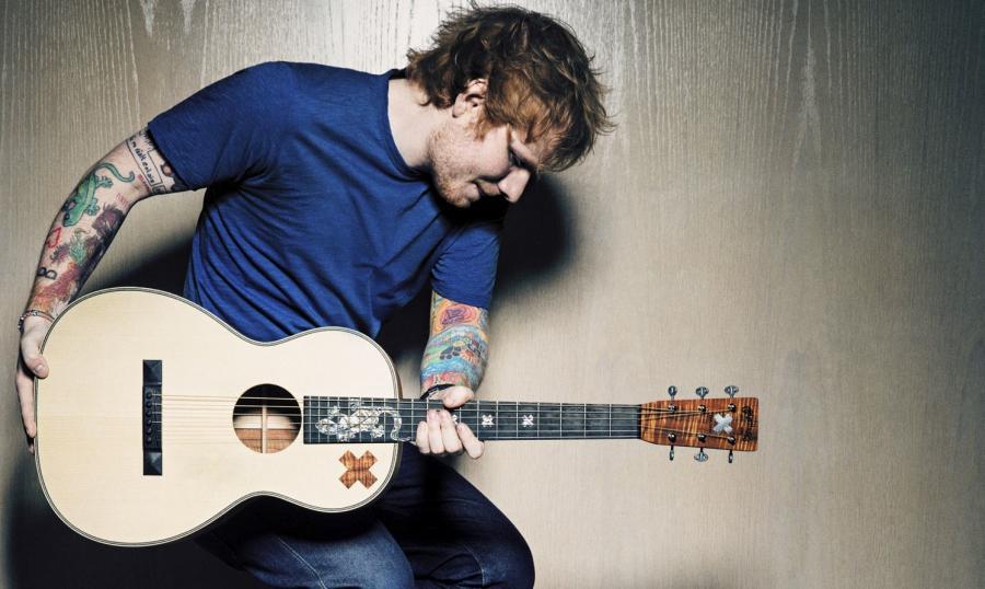 7. Ed Sheeran –20 mln funtów