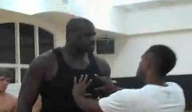 Zobacz, jak Shaq składa hołd Jacksonowi