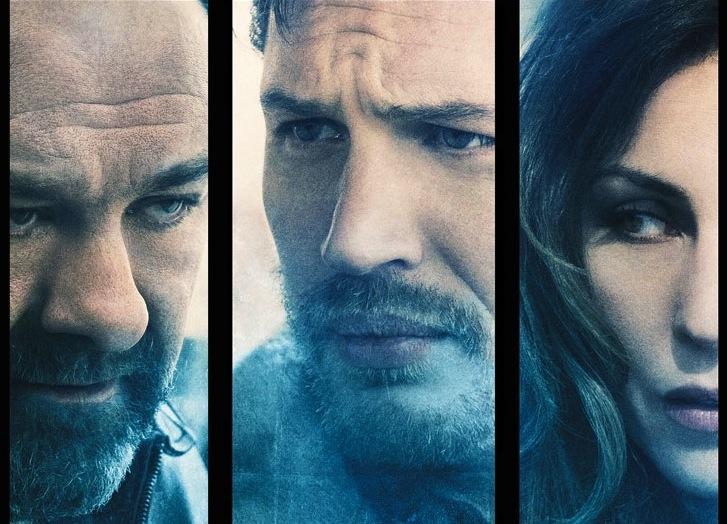 Pies, mafia, Hardy, Gandolfini i Rapace w kinach od 5 grudnia 2014