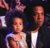 Blue Ivy z tatą gali MTV Video Music Awards 2014
