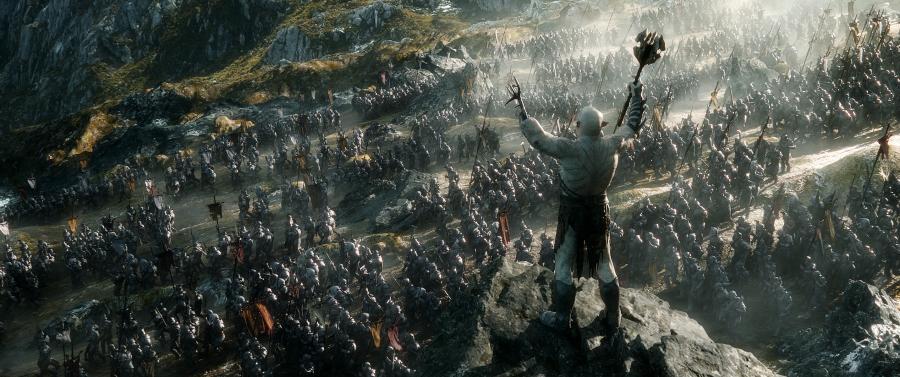 45-minutowa bitwa zakończy ostatniego Hobbita