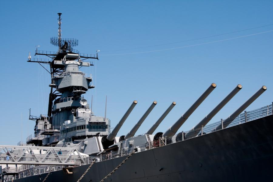 Okręt US Navy