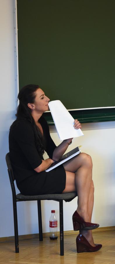 Justyna Kowalczyk obroniła z wyróżnieniem pracę doktorską