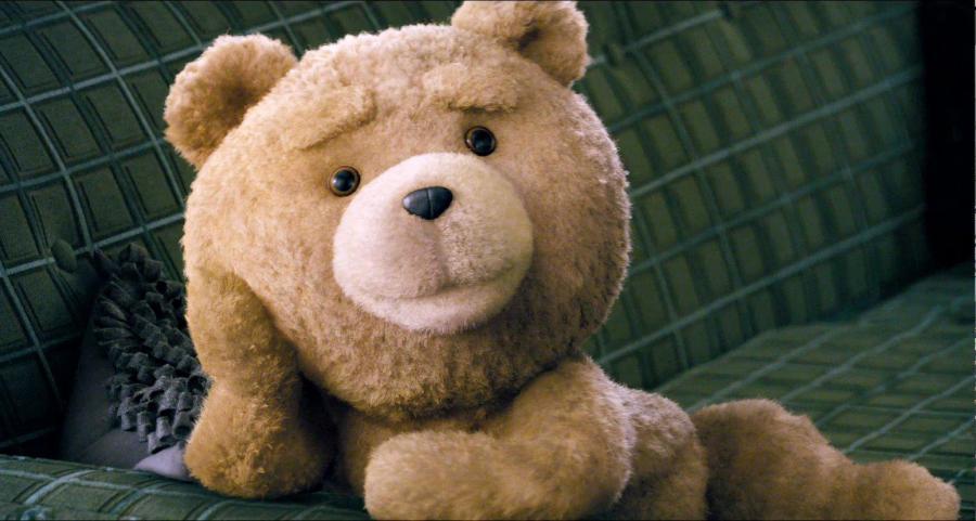 Miś Ted tym razem z Liamem Neesonem
