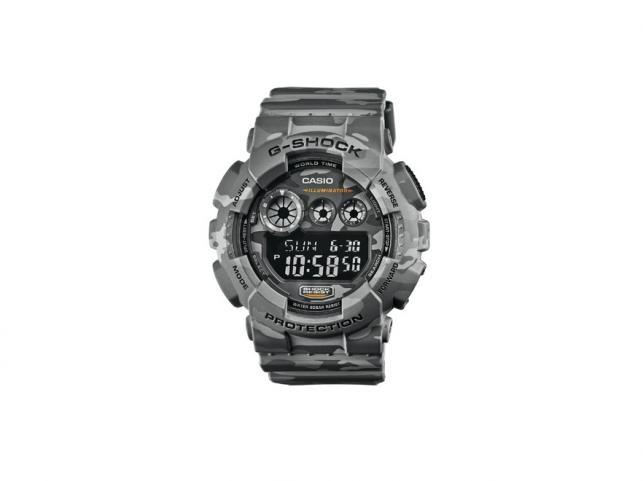 Zegarek Casio G-Shock GD-120CM-8ER