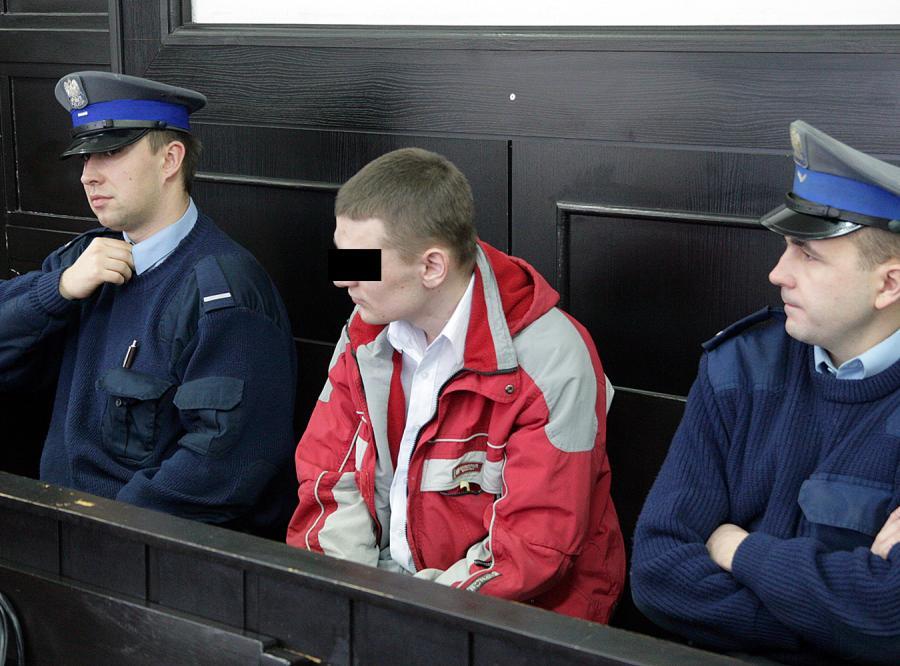 19-letni zabójca z Krośniewic dostał dożywocie
