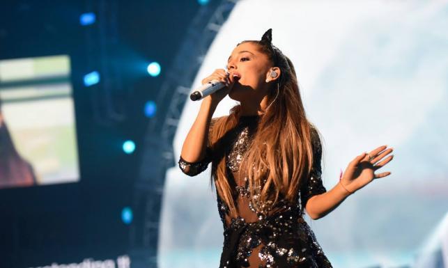 Ariana Grande - diablica o urodzie i głosie anioła [ZDJĘCIA]