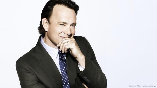 Gwiazdy kina książki piszą: Tom Hanks
