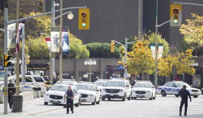 Strzelanina w Ottawie