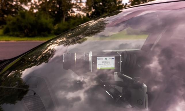 Zobacz, jak rozpoznać nieoznakowany radiowóz policji i samochód ITD