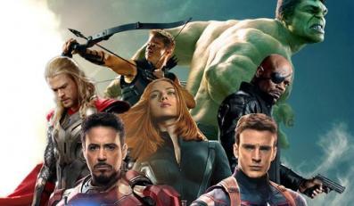 W obliczu zagrożenia, Avengersi łączą siły