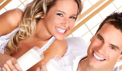 Pij mleko będziesz żyć dłużej/Częste picie wydłuża życie