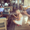 Joanna Krupa na wakacjach