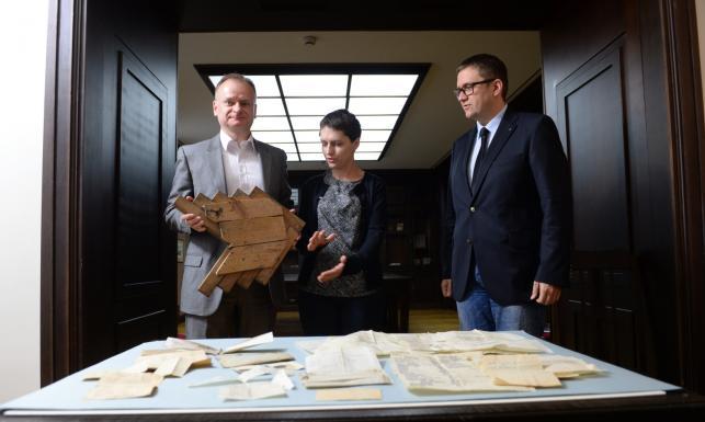 Skarb warszawskich powstańców znaleziony pod podłogą. Dokumenty batalionu \