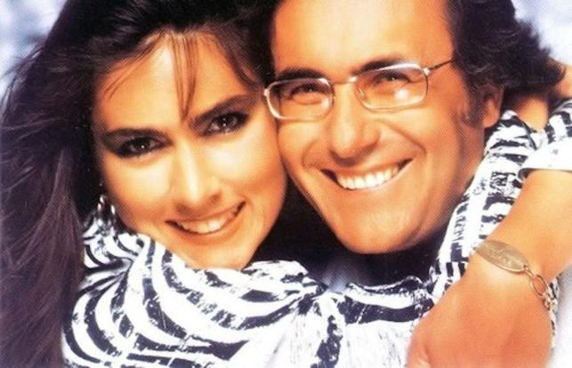 Al Bano i Romina Power przed laty