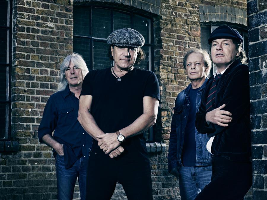 Rockowa legenda AC/DC wkrótce w Polsce