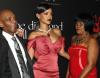 Rihanna z dziadkiem i mamą Monicą