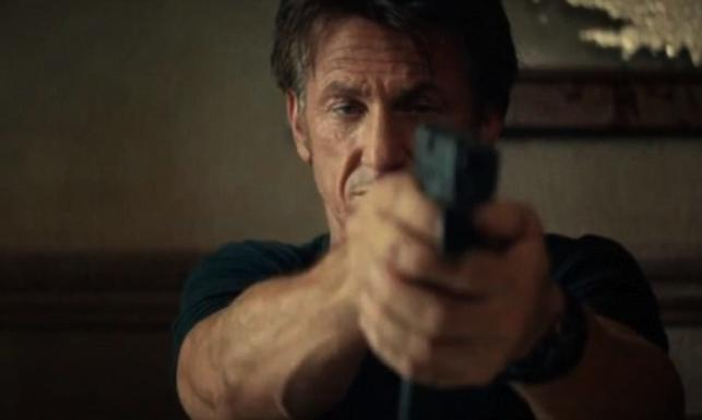 Sean Penn po raz pierwszy w kinie akcji. Oto \