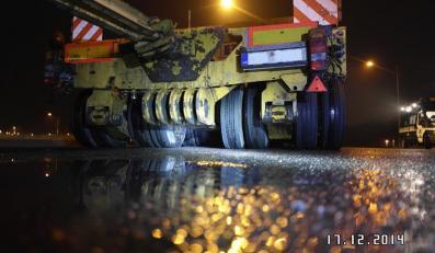 Kontrola ITD: 200 ton nocą
