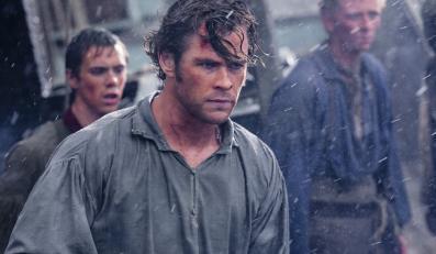 """Chris Hemsworth w filmie """"W samym sercu morza"""""""