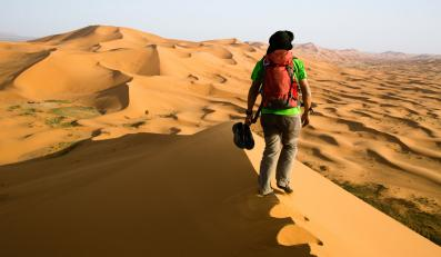 Pustynia Sahara, Maroko