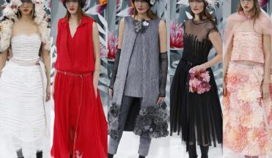 Chanel Haute Couture wiosna/lato 2015