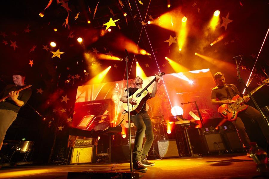 Coldplay przedstawił nową piosenkę